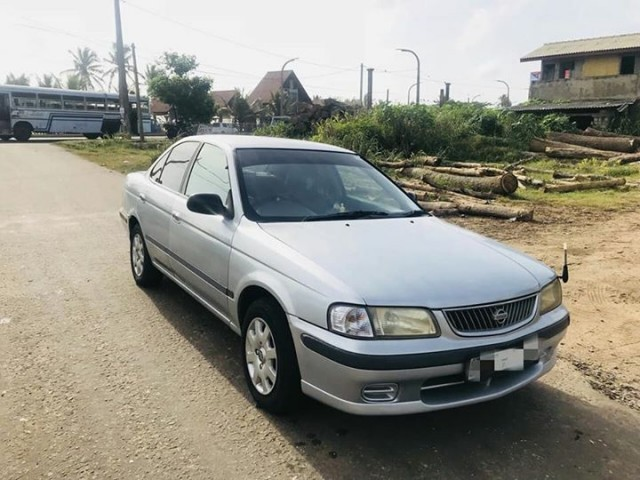 cars-vehicles : Nissan FB 15 EX Saloon | Moratuwa - kiyamu lk